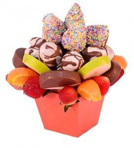 FCH032 – Fresas al chocolate para amigos