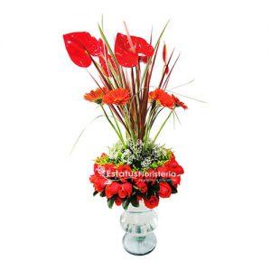 PRM011 – Arreglo Floral Premium