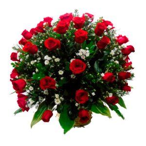 PRM014 – Arreglo Floral Premium