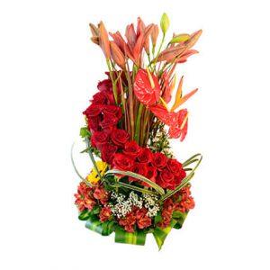 AMR077 – flores para enamorados