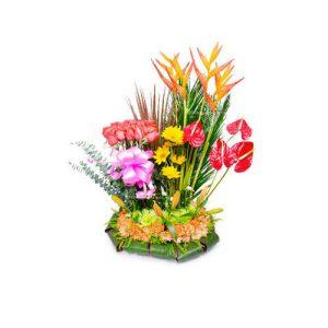 PRM004 – Arreglo Floral Premium