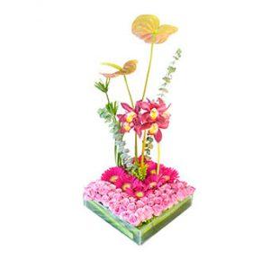 PRM009 – Arreglo Floral Premium