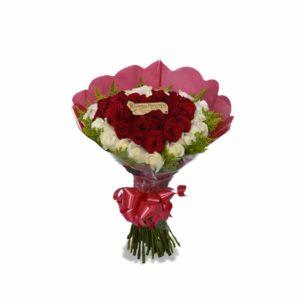 BOU025 – 50 rosas